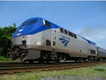 AMTK 203 now leads the Vermonter east/ south