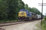 CSX Train Q619