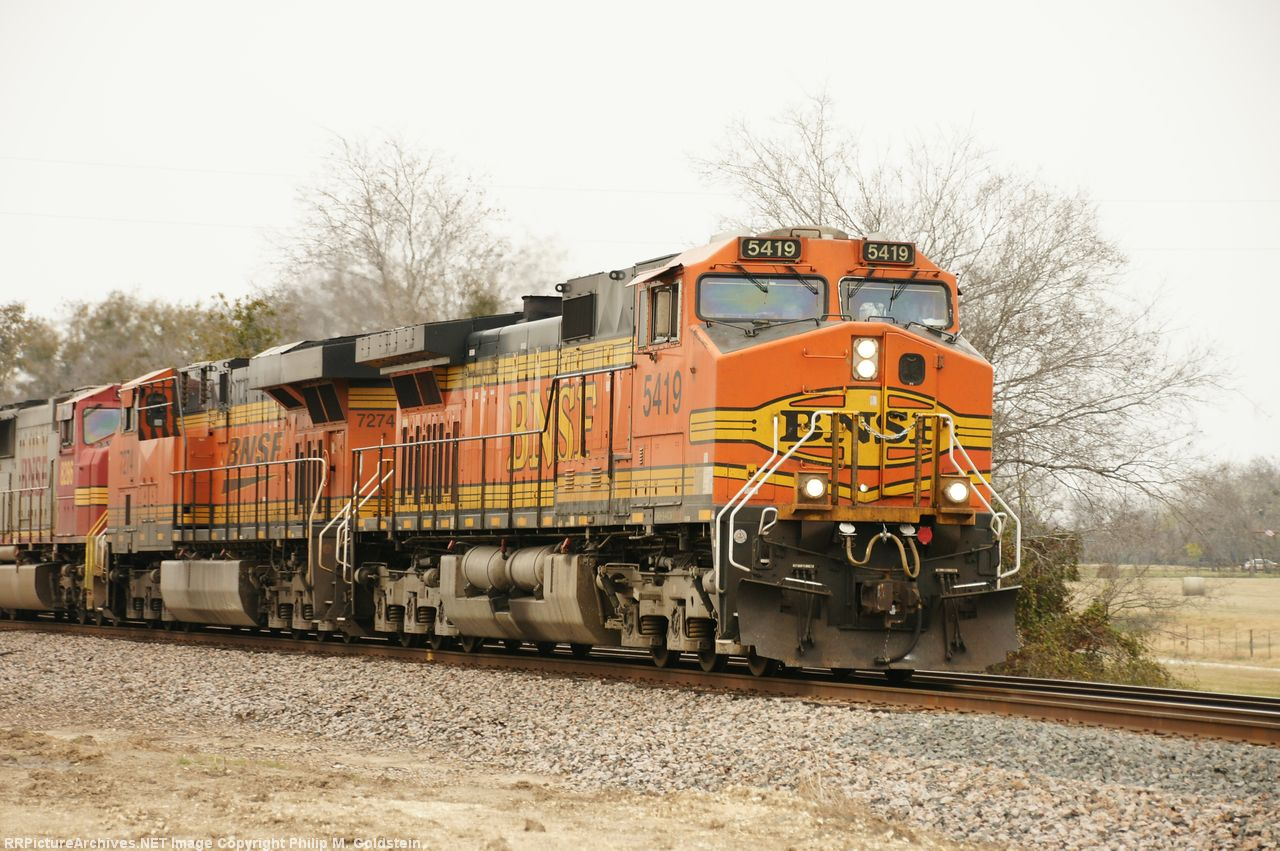 BNSF 5419