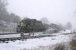 WW 403 west in snow