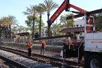 Rail Repair at Fullerton!