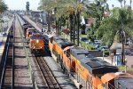 BNSF Meet at Fullerton