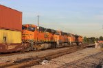 BNSF Stacks at Fullerton