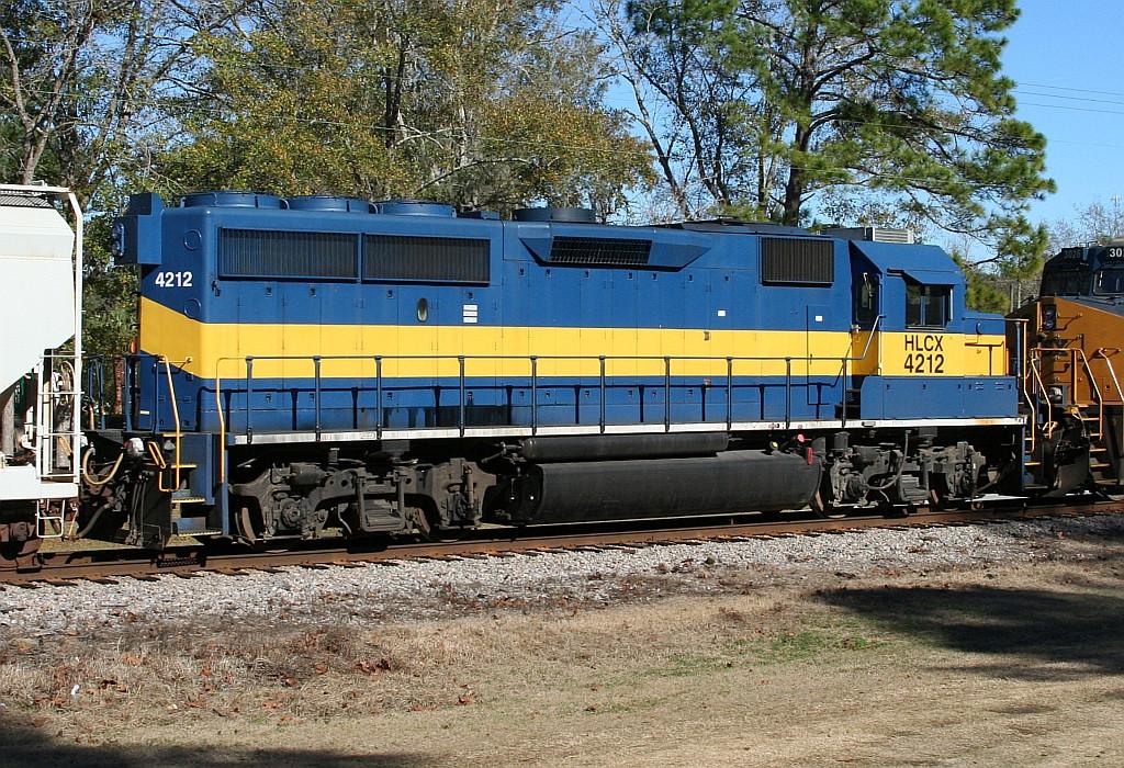 HLCX 4212 on Q602