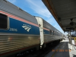 2014-01-17 Amtrak 91 Silver Star Southbound  Station Stop
