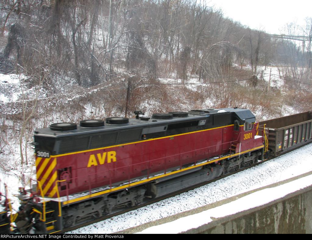 AVR 3001