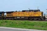 UP C44-9W 9810 (ex-CNW 8706)