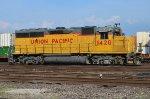 UP GP40-2 1420