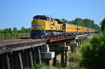 Union Pacific southbound engineering department inspection special PJCME2-29