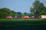 Union Pacific southbound on Chester Subdivision