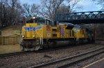 Union Pacific train MKCAS