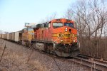 BNSF & UP Power On This Coal Load
