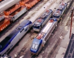 Amtrak Motive Power