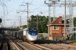 Acela Train #2225