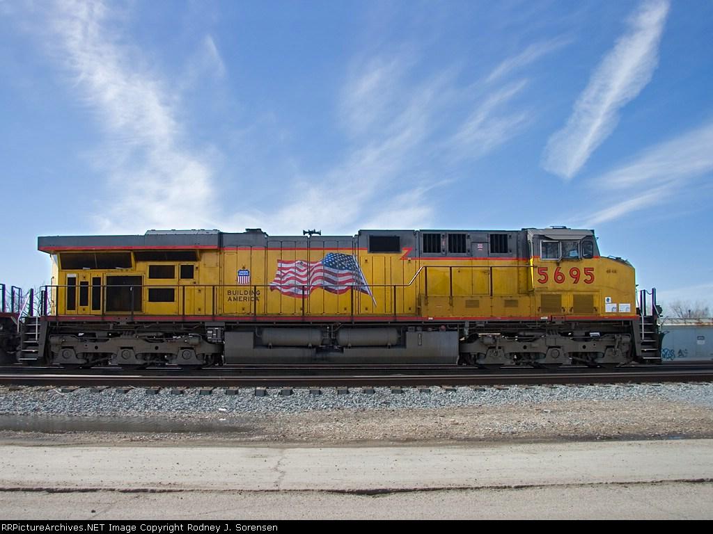 UP 5695