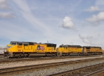 UP 5078 & UP 3345