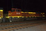 BNSF SD70ACe 9146 trails on K042-16