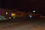 BNSF C44-9W 4933 third out on K042-21