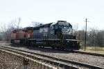 NS 3333, BNSF 7533