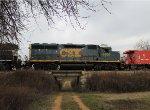 Browns Yard Santa train
