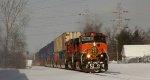 BNSF 1038 C44-9W