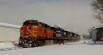 BNSF 5343 C44-9W
