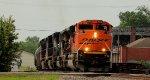 BNSF 9203 SD70ACe