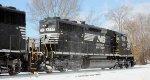 NS 3317 SD40-2