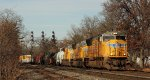 UP 4776 SD70M
