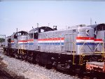 Amtrak RS1s (!!) - 1985