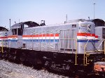 Amtrak RS1 47 (!!) at Ivy City - 1985