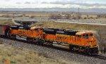 BNSF 9282,9165E Hudson