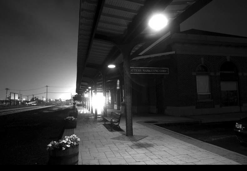 Union Station at Ridgefield Park,NJ