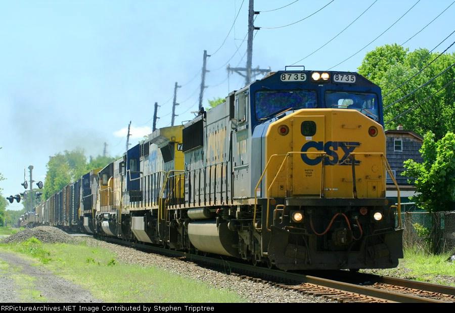 CSX 8735