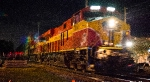 Hottest train on the railroad