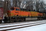 BNSF AC44CW 5660 trails on K040-12