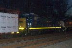 CSX 2GS14B 1319 trails on Q417-26