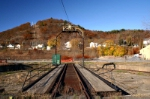 Historic Erie turntable in Port Jervis, NY