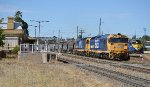 Friday Morning At Junee Depot