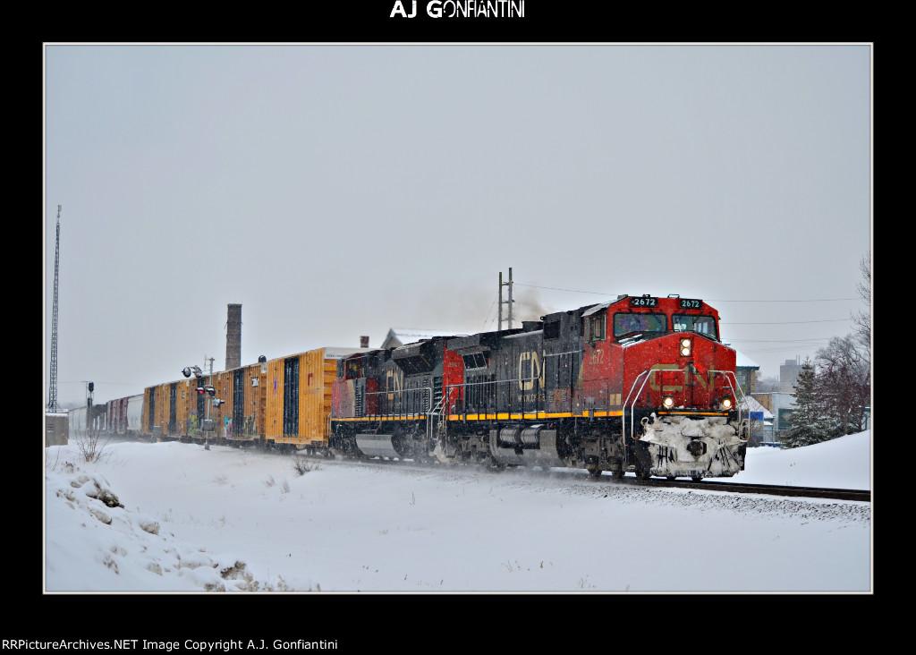 CN 2672 & 8947