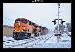 BNSF 6591 & 7304