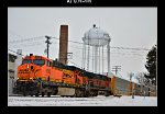 BNSF 6002 & 1072