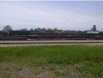 BNSF SD9 1720 at Northtown Yard