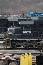 NS 9575 in the Altoona Backshops