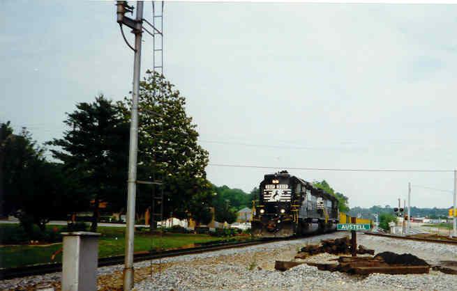 NS Train 631