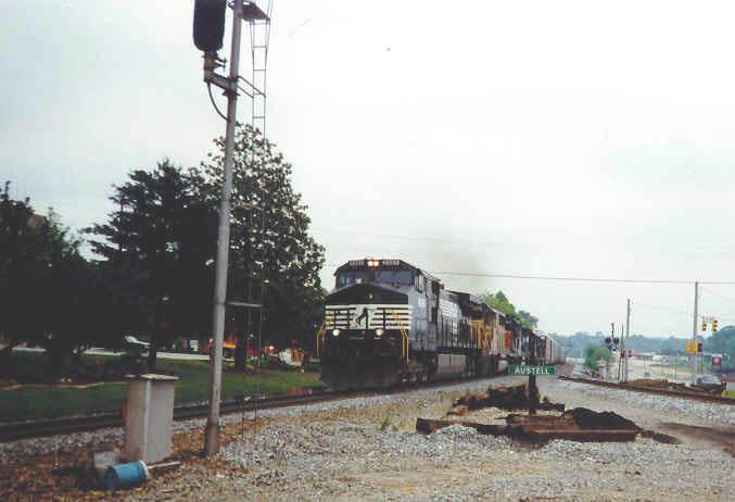 NS Train 360