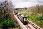 Coal Train in the siding