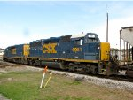 CSX 6951 and 2351
