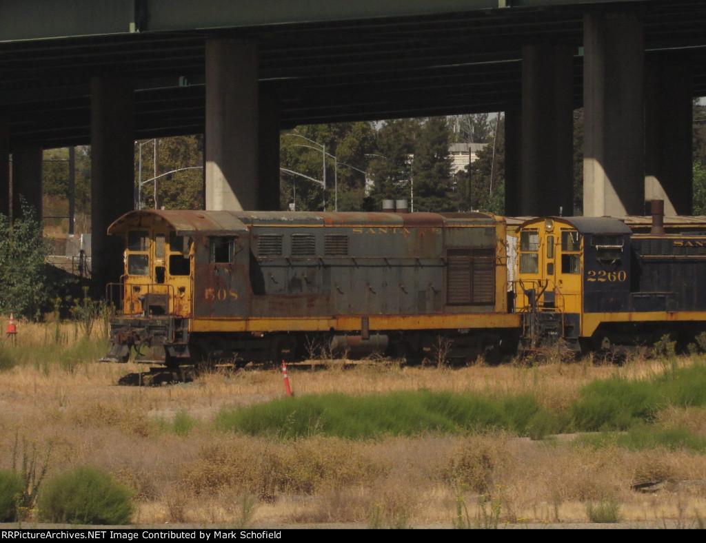 ATSF 608