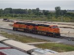BNSF 6298 and 7503